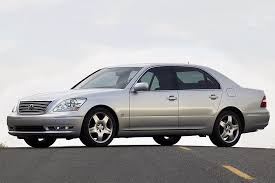 lexus ls 430 2005 lexus ls 430 overview cars com