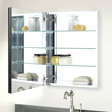 recessed bathroom cabinet s kohler recessed medicine cabinet uk