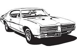 classic cars clip art free 1969 gto download free vector art stock graphics u0026 images
