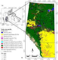 Alberta Wildfire System by Remote Sensing Free Full Text Development Of A New Daily Scale
