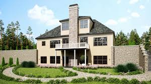 daylight basement 1 story house plans with daylight basement new house plans walkout