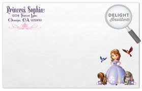 sofia the birthday sofia the birthday invitations di 660 custom invitations