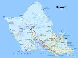 Tahiti Map World by Tahiti Hawaii Vahine Voyage