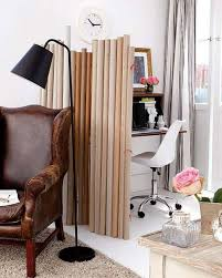 recycling paper for diy decorative screens and room dividers to