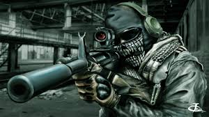black ops ghost mask wallpapers of call of duty group 75