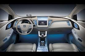 luxgen u0027s neora ev sedan concept unveiled shanghai auto show