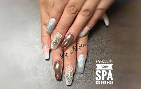 heavenly nails spa home facebook