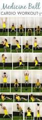 Chair Cardio Exercises Medicine Ball Cardio Workout
