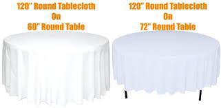 72 Inch Round Table Linens Round Designs