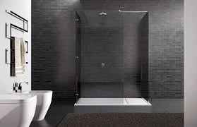 Walk In Shower Designs by Walk In Frameless Shower Enclosure Disenia