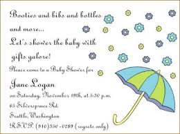 simple baby shower invitation theruntime