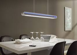 led dining room lighting 16 wonderful modern led dining room light fixtures orchidlagoon com