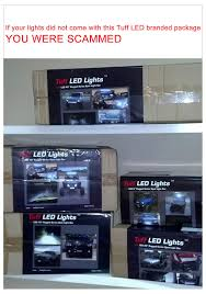 Led Light Bar Utv by Amazon Com Tuff Led Lights 50