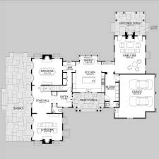 style house floor plans wheeler bay shingle style home plans by david neff architect
