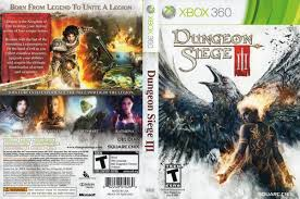 dungeon siege 3 xbox 360 dungeon siege iii pc front cover id56242 covers resource