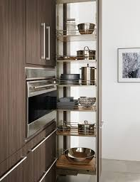 Roll Out Pantry Shelves by Tall Pull Out Pantry Wood Mode Fine Custom Cabinetry