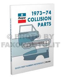 1973 dodge repair shop manual original challenger charger coronet