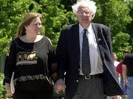 senators wife getting to know jane sanders wife of bernie vermont senators sen