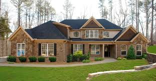 Wood House Plans by Brick And Wood House Plans House Design Plans