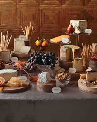 7 creative engagement party ideas martha stewart weddings charcuterie and cheese station your engagement party