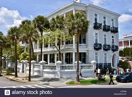 Style Homes by East Battery Street Charleston South Carolina Colonial Style