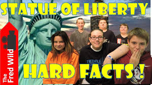 the statue of liberty kids facts freedom youtube