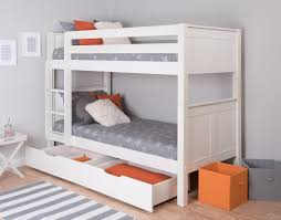 White Bedroom Shelving Bedroom Adjustable Bunk Bed Shelf In White For Bedroom Decoration