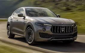 levante maserati 2017 maserati levante granlusso 2017 wallpapers and hd images car pixel