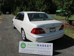 lexus ls 430 commercial used 2002 lexus ls 430 rare loaded insp warr for sale in