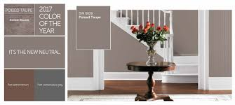 sherwin williams 2017 colors of the year color trends for your home by john neill painting