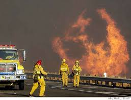 California Wildfires Ventura County by Wildfires Getting Worse Due To Climate Change Study Finds Sfgate