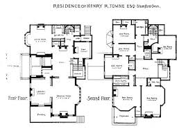 victorian mansion house plans historic mansion floor plans download by historic southern