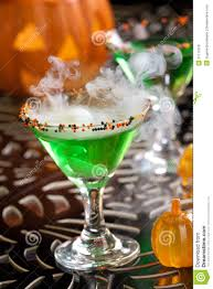 halloween drinks halloween drinks witch blood martini stock image image 21110759