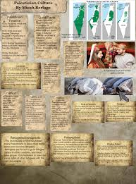 Ottoman Literature Palestinian Culture Culture Customs En History Islam Israel