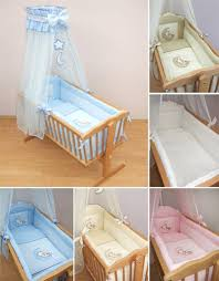 Swinging Crib Bedding 9 Crib Baby Bedding Set 90 X 40 Cm Fits Swinging Rocking