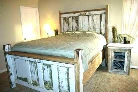 Wood King Headboard Reclaimed Wood Headboard Reclaimed Wood