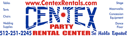 party rentals in centex party rentals tent rentals and more