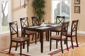 dining rooms enchanting chocolate brown dining room set full