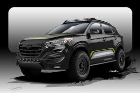 blacked out hyundai tucson on blacked images tractor service and