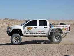 prerunner truck suspension 04 12 chevy colorado long travel suspension slick u0026 dirty