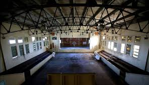 languishing landmark inside the old boynton high u2039 clik hear
