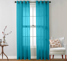 Blue Curtains Blue Sheer Curtains Ideas Med Art Home Design Posters