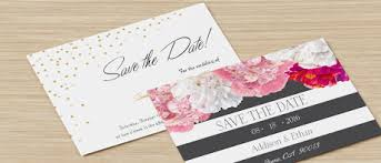 make your own save the date custom invitations make your own invitations online vistaprint