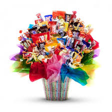 candy gift basket occasion candy bouquet