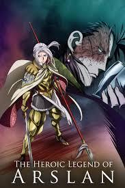 crunchyroll the heroic legend of arslan full episodes streaming