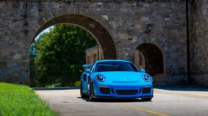 porsche blue gt3 2016 991 gt3 rs paint to sample merit partners