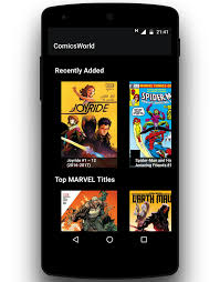 best comic reader android what are the best free applications for reading and downloading