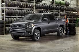 what is toyota 2018 toyota tundra sequoia refreshed debut new trd sport trim