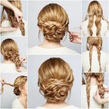 chignon mariage facile a faire coiffure chignon mariage simple coiffure femme cheveux