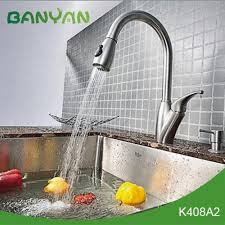 stainless steel kitchen faucet with pull spray stainless steel kitchen faucet with pull spray banyan